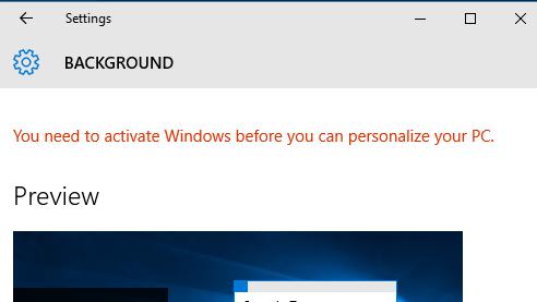 Windows10PersonalizeActivation